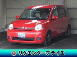 トヨタ シエンタ 1.5 X キーレス/HDDナビ/ワンセグ/DVD再/BT/ETC