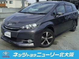 トヨタ ウィッシュ 1.8 S 保証付