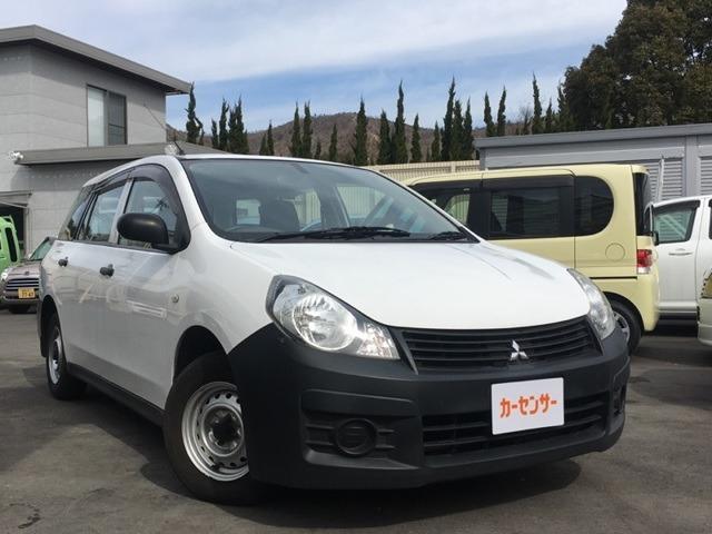 H23年式(2011年)三菱 ランサーカーゴ 白 入庫致しました!!