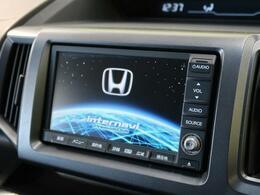【純正HDDナビ】お好きな音楽を聞きながらのドライブも快適にお過ごしいただけます。