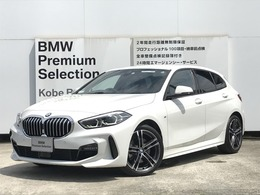 BMW 1シリーズ 118d Mスポーツ ディーゼルターボ ナビPKG コンフォートPKG18インチアルミ
