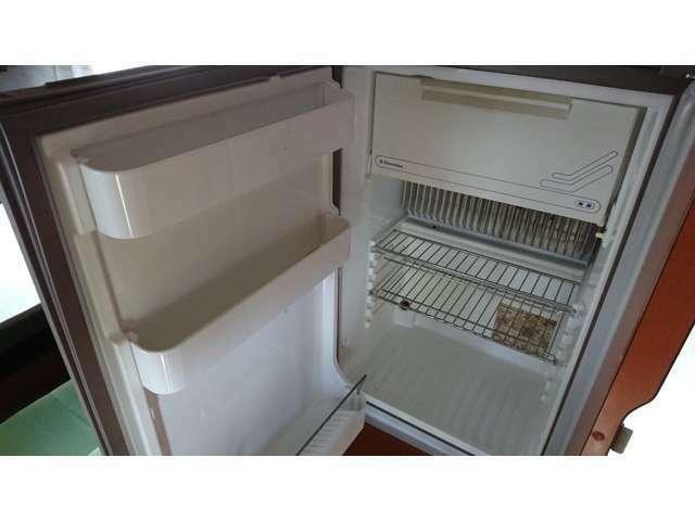 冷凍・冷蔵庫です。