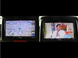 ☆イクリプスSDナビ・フルセグTV装備☆もちろんDVDも視聴OKです♪