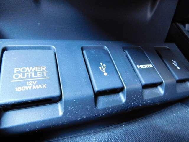 オーディオソースも充実♪USBやHDMI接続もOKです!中古車は現品限り一点ものです!まずは実車をご覧ください!