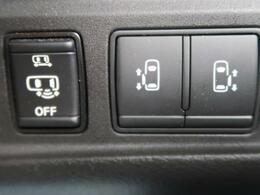 ◆【ハンズフリードア&両側パワースライドドア】ドアの下にある赤外線センサーで感知しドアを開ける機能になります☆両手がふさがっている時にとても便利です♪