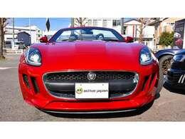 人気のジャガーFタイプカブリオレオープン、ディーラー車記録簿毎時、入庫後各所点検実施済み車入庫です。