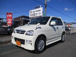ダイハツ テリオスキッド 660 カスタムX 4WD ターボ/キーフリー/ナビテレビ/ABS