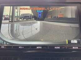 【フロントカメラ】装備で目視ができないフロントも安心ですね!縦列駐車なども便利です☆