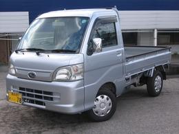 スバル サンバートラック 660 TC タフパッケージ 三方開 4WD パワーウィンドウ キーレス