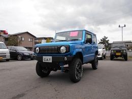 スズキ ジムニー 660 XL 4WD リフトアップ・社外グリル・5MT