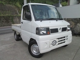 日産 クリッパートラック 660 DXエアコン付 5MT 2WD エアコン パワステ