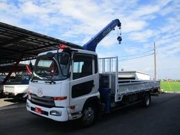 UDトラックス コンドル 2.45トン 4段タダノクレーン ラジコン