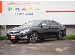 トヨタ マークX 2.5 250G Four 4WD メーカーナビTVBカ フルセグ 寒冷地