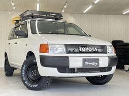 トヨタ プロボックスバン 1.3 DXコンフォートパッケージ 新品シートカバー 新品ルーフラック