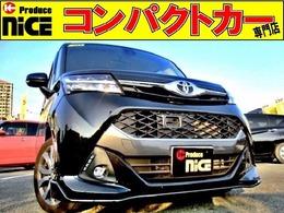 トヨタ タンク 1.0 カスタム G-T 安全ブレーキ・クルコン・9型ナビ・Bカメラ