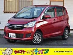三菱 eKワゴン の中古車 660 E 福島県郡山市 45.0万円