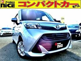 トヨタ タンク 1.0 X S 安全ブレーキ・シートヒーター片側パワスラ