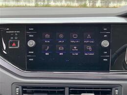 """◇純正8インチタッチパネルナビ""""DiscoverPro""""◇CD・DVD◇フルセグ◇Bluetooth◇SDUSB◇Volkswagen Car-Net(App-Connect)"""