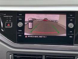 【バックカメラ】パークディスタンスコントロール機能で全方向の障害物との距離も把握できます!
