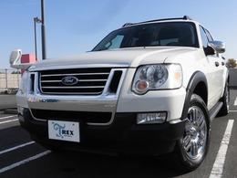 フォード エクスプローラースポーツトラック 限定車国内30台アドベンチャーアメリカ 純正18AW内装ブラックHDDナビETC