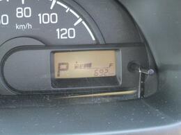 『メーター』現在走行692キロです!これからたくさん乗ってください★