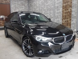 BMW 3シリーズグランツーリスモ 320i Mスポーツ 黒革シート HDDナビ360度カメラ