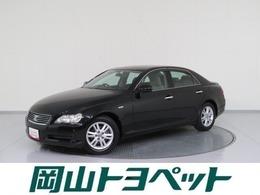 トヨタ マークX 2.5 250G Fパッケージ リミテッド ワンオーナー DVDマルチ 地デジ ETC