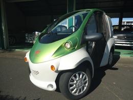 トヨタ コムス COMS B・コムデリバリー EV 家庭用100V充電 社外アルミ