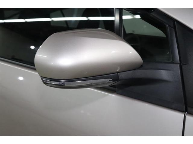 スタイリッシュなウインカーミラーが対向車からの視認性UP!!結構目立ちますよ。