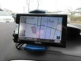 社外ナビが装備されております♪バックカメラ付きで安心です♪画面もクリアで運転中も確認しやすいです♪ワンセグTVの視聴もお楽しみ頂けます♪車内にいても退屈せずにお過ごし頂けます♪