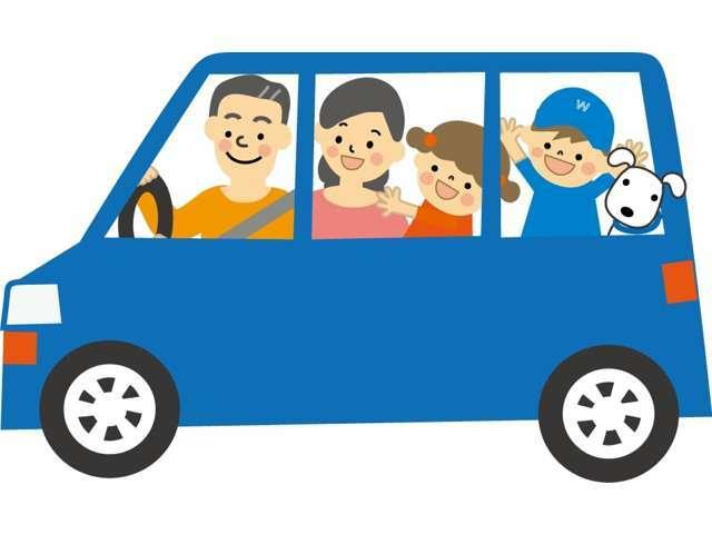 代車は無料で貸出ししてます!車検や修理の時も安心して下さい!