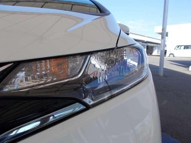 ヘッドライトで、個性も光る 、長く乗っていたい車です。