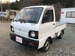 三菱 ミニキャブトラック 660 4WD 三方開 車検令和4年4月 走行11479km