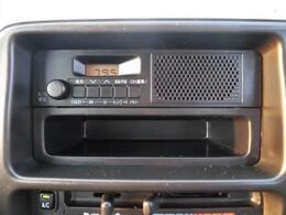 純正ラジオ搭載♪