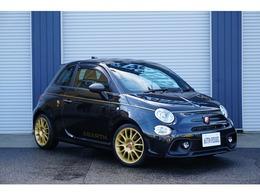 アバルト 595 スコルピオーネオーロ 世界限定2000台 正規ディーラー車 右ハンドル 5MT 60台限定