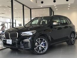BMW X5 M50i 4WD ソフトクロ-ズ黒革プラスPアラ-ムシステム