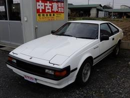 トヨタ セリカXX 2.0 GT サンルーフ ワンオフマフラー ベルト交換