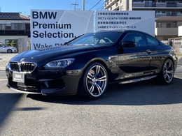 BMW M6 4.4 ワンオナ 禁煙 HUD カーボンルーフ
