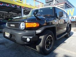 トヨタ FJクルーザー 4.0 ブラックカラーパッケージ 4WD