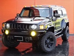 ハマー H3 タイプG 4WD 革シート SR 社外AW リフトアップ