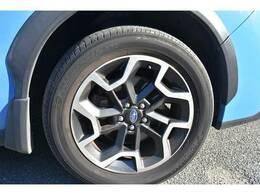 17インチアルミホイール付・タイヤサイズは225/55R17