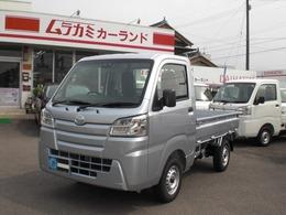ダイハツ ハイゼットトラック 660 スタンダード SAIIIt 3方開 4WD LEDオートライト&バックソナー付