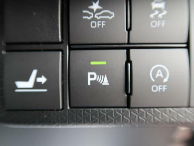 クリアランスソナー『前後バンパーに付いたセンサーが障害物が一定の距離に近づくとアラームで教えてくれます♪苦手な車庫入れも安心ですね☆』