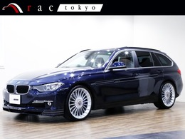 BMWアルピナ D3ツーリング ビターボ 1オ-ナ-/メリノ革/SR/LSD/20AW/HUD/D記録/