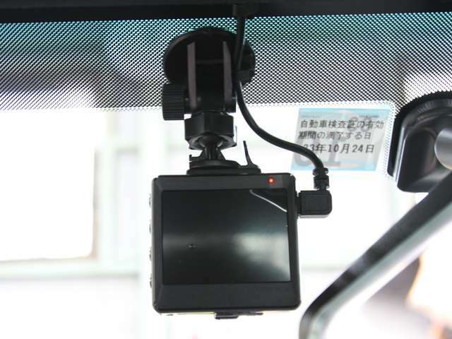 Jes製 MIRUMO eye ドライブレコーダー(DRC-310)付!!