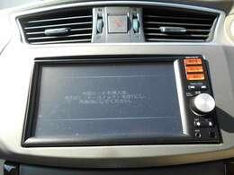 日産純正メモリーナビ(MM113D-W) フルセグTV・CD再生機能がついてます