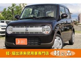 スズキ アルトラパン 660 G 軽自動車 届出済未使用車 衝突被害軽減