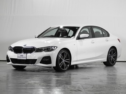 BMW 3シリーズ 320d xドライブ Mスポーツ ディーゼルターボ 4WD コンフォートPKG・デビューPKG・黒革・19AW