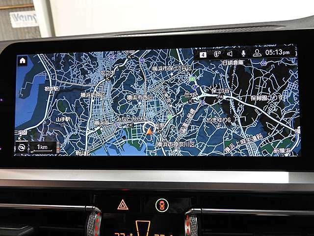 BMW純正iDiveHDDナビ/SOSコール、ミュージックサーバー、Bluetoothオーディオ、ハンズフリーフォン付き