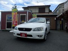 トヨタ アルテッツァ の中古車 2.0 AS200 ワイズセレクションII 埼玉県桶川市 15.0万円